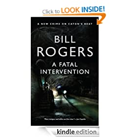 A Fatal Intervention (DCI Tom Caton Manchester Crime Series)