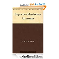 Sagen des klassischen Altertums