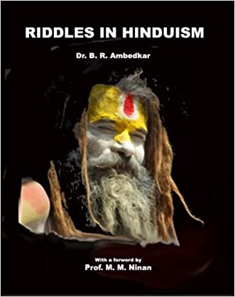 Riddles in Hinduism written by Dr.B.R Ambedkar