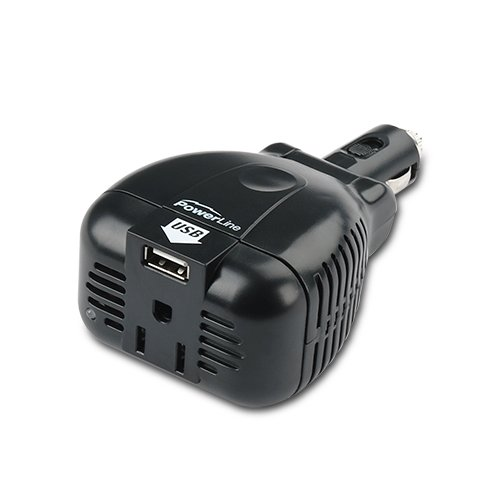 PowerLine 140/200 Watt Mobile Inverter with USB Power Port 90307 (Mobile Inverter compare prices)