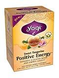 Yogi Teas - Sweet Tangerine Positive Energy 16 bags