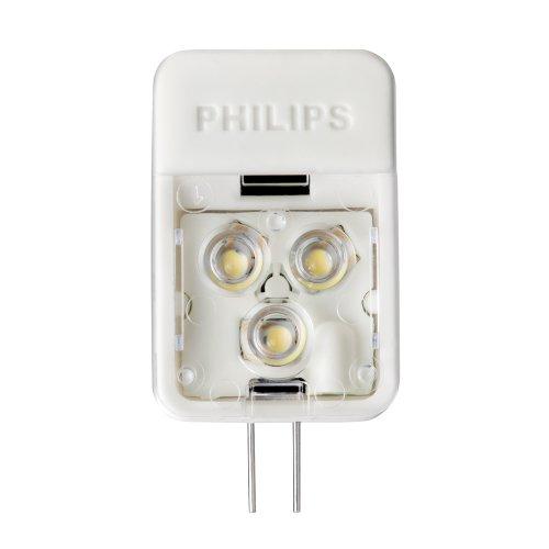Philips 424036 3.5-Watt Led T3 Desk And Cabinet G4 Base 12-Volt Light Bulb