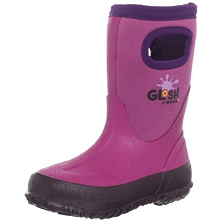 This classic boot from Bogs features light insulation and a grippy tread.