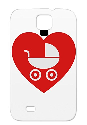 Kinderwagen Love F2 Star Baby Pregnant Heart Passenger Car Strollers Cool Birth Pushchairs Family Like Cute Pregnancy Child Pacifiers Buggies Baby Toddler Diapers Birthday Black For Sumsang Galaxy S4 Tpu Case front-89529