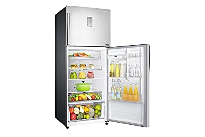 Samsung RT47H567ESL Double-door Refrigerator (462 Ltrs, 4 Star Rating, Ez Clean Steel)