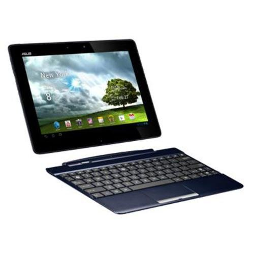 Asus TF300T 10.1-inch Multitouch Tablet with Keyboard (Blue) (Nvidia Tegra 3 1.4GHz Black Friday & Cyber Monday 2014
