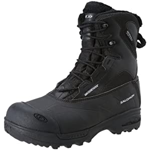 Salomon Men's Toundra Mid WP Snow Boot