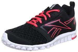 Reebok Realflex Scream 2.0, Chaussures de running femme - Noir (J99468), 38 EU