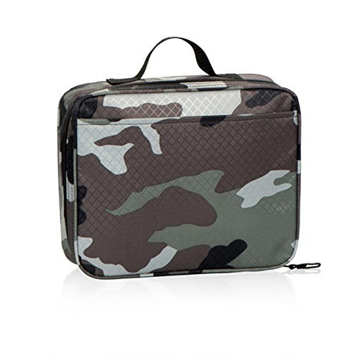 Thirty One Cool Case Thermal in Camo - No Monogram - 4515