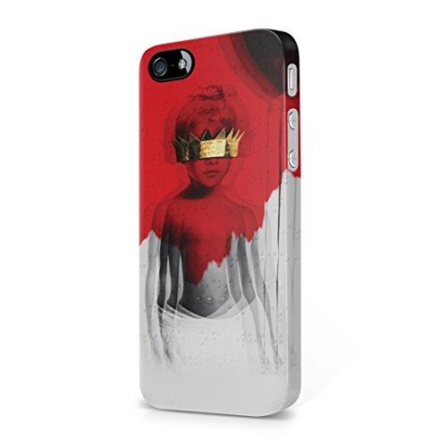 Rihanna-Album-ANTI-Cover-iPhone-5-iPhone-5s-iPhone-SE-Hard-Plastic-Case-Cover
