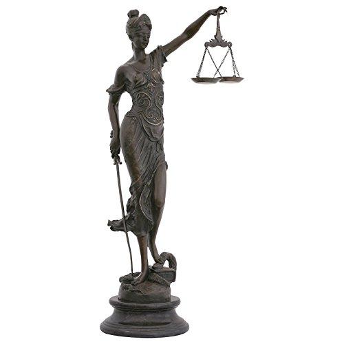 Gerechtigkeit Justitia 99cm Kanzlei