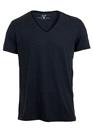 Tom Tailor Herren V - Neck T-Shirt 1023389.09.12 Regular Fit