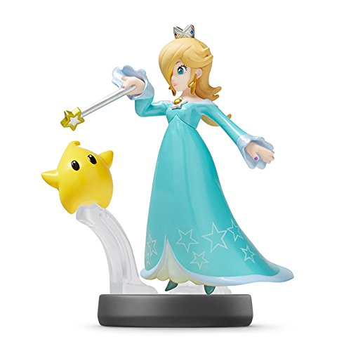 amiibo Rosetta & Chiko (Super Smash Brothers series)