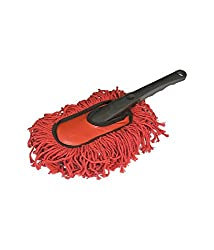 Multipurpose Car Duster / Brush Helps Cleaning Dirt, Dust, Dusting Gray Mop for Autos Cars