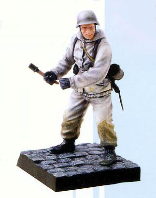 Can Do Pocket Army 1:35 Action Figure