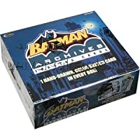 DC Comics: Batman Archives Trading Cards Box