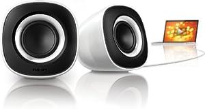 Philips SPA2201/10 2.0 Multimedia Speakers