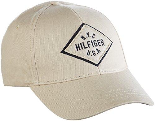 Tommy Hilfiger - Clyde Cap, Berretto da uomo, grigio (pumice), OS