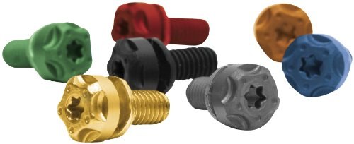 Two Brothers Racing Torx Screw Kit - Red 005-001-R (Two Brothers Exhaust Cbr600rr compare prices)