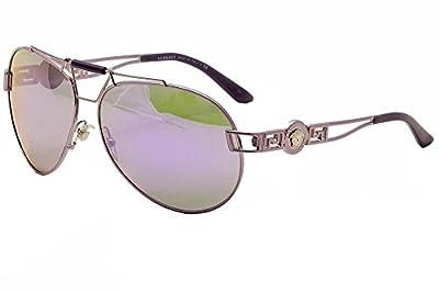 Versace Women's Sunglasses VE2160 63mm Violet Shot 13494V