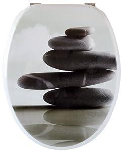 Gelco Design 704926 Abattant WC Zen
