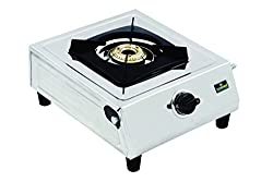 Sunshine Supreme Single Burner Stainless Steel Gas Stove