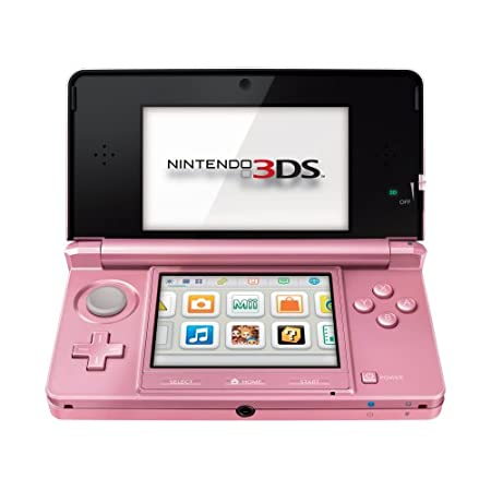 Nintendo 3DS Hw Rosa