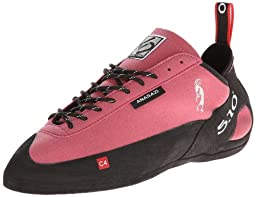 Five Ten Men\'s Anasazi Lace Climbing Shoe,The Pink,10 D US