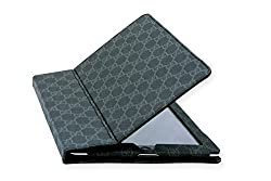 BMS New Multi Colour Designer PU Leather Smart Flip Book Case Cover for iPad 4