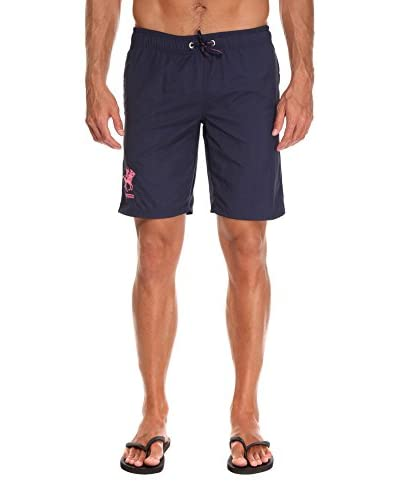 Geographical Norway Short de Baño SNHM Azul Marino