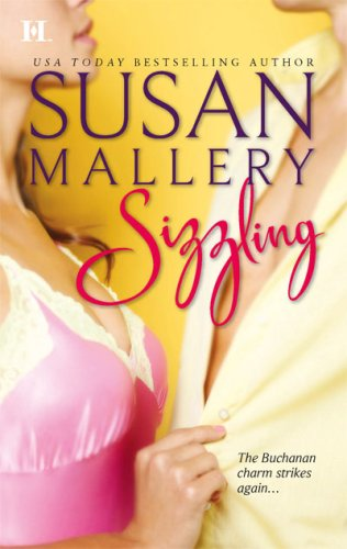 Image of Sizzling (The Buchanans, Book 3)