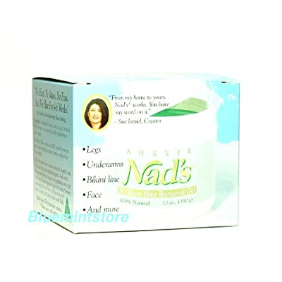 Nad's No Heat Hair Removal Gel