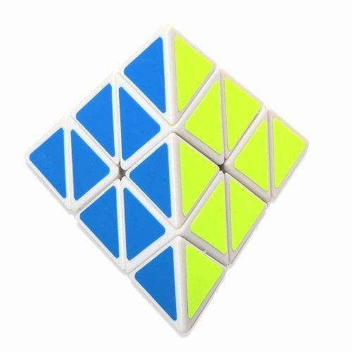 ShengShou Pyraminx Speedcubing White Twisty Puzzle - 1