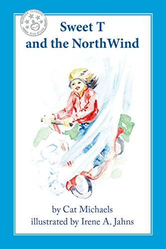Sweet T and the North Wind cover