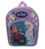 Disney Store Frozen Princess Elsa and Anna Backpack/school Bag