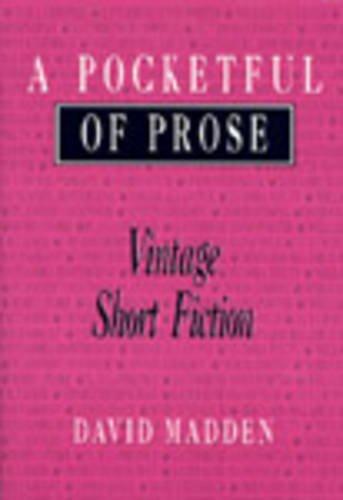 Image for Pocketful of Prose: Vintage Short Fiction