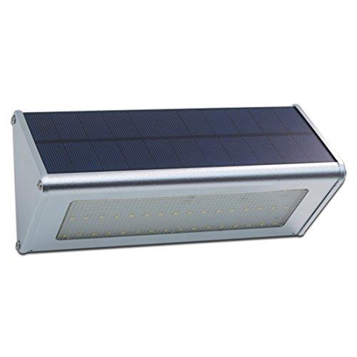 URPOWER Solar Lights Outdoor 26 LED Waterproof Solar Wall Lights Wireless So...