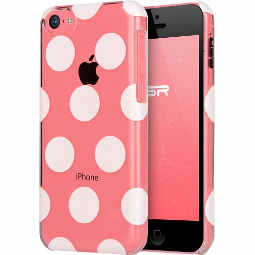 ESR the Beat Series Hard Clear Back Cover Snap on Case for ...