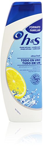 Head & Shoulders Champu H&S 360 Ml Todo En Uno Citrus 360 ml