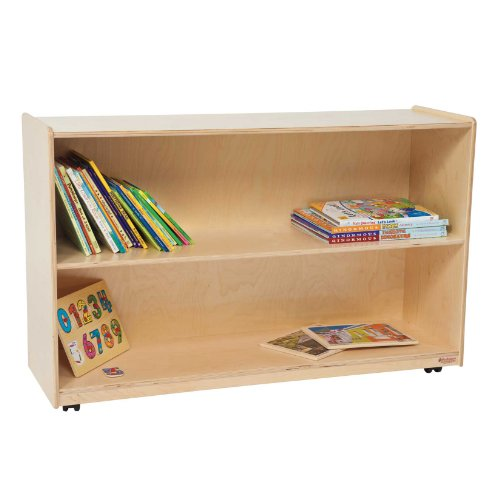 Wood Designs WD12600 Shelf Storage (Wooden Cabinet On Wheels compare prices)