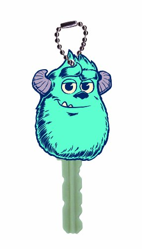 Disney Monster University Sulley Soft Touch Key Holder - 1