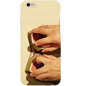Casotec Cards Shuffle Design Hard Back Case Cover for Apple iPhone 6 / 6S