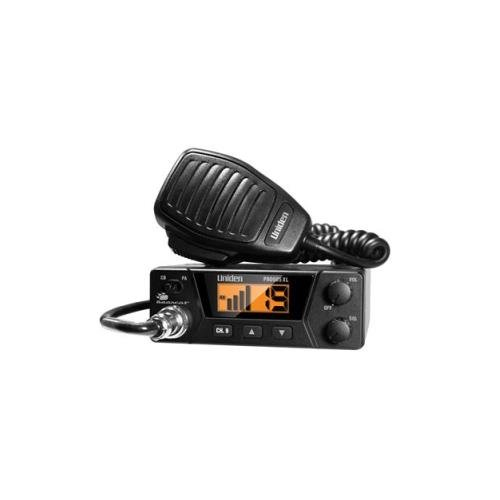Uniden Cb Radio With Pa