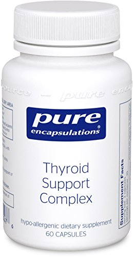 Pure Encapsulations - Thyroid Support Complex 60 Count