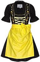Viele Modelle und Farben in Allen Größen - Mini und Midi Dirndl - sexy Damen Dirndl mit Trachtenbluse der Marke Frohsinn - kurz, rot, schwarz, rosa, pink, grün, weiß, gelb etc ... - 3 teilig -