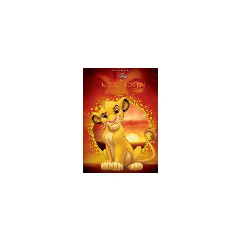 Disney König Der Löwen Classic Luxusausgabe Mit Stanzung Und On