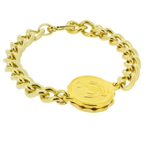 talisman-gold-plated-bracelet-gents-horseshoe