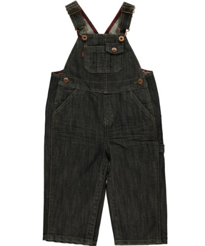 Levi's Baby-Boys Infant Overall  Snappy Tape,