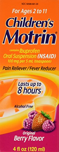 motrin-childrens-pain-reliever-fever-reducer-oral-suspension-original-berry-flavor-4-oz-pack-of-2