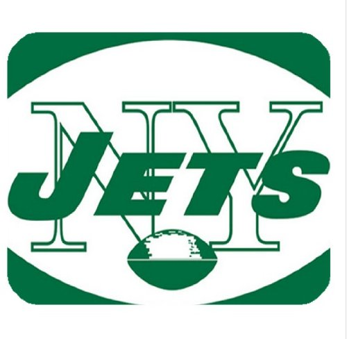 Computer Mice New York Jets Logo Square Mouse Mat at Amazon.com
